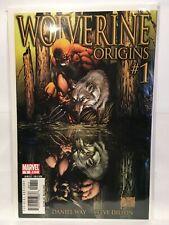 Wolverine Origins # 1 VF+ 1st Aufdruck Marvel Comics