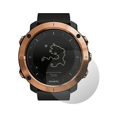4x Screen Protector Full cover of the glass for Smart Watch Suunto Traverse