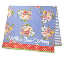 Matilda Jane Lay Out Beach Towel New in Bag Floral Pool