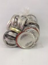 CANNING JAR LIDS LOT Over 50 pieces