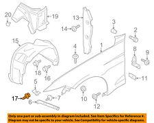 FORD OEM Fender-Mud Flap Splash Guard Rivet W718365S300