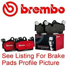 BREMBO FRONT B/PADS AUDI A3/TT, V/WAGEN BEETLE/BORA/GOLF/POLO -  P85045 - DB1492