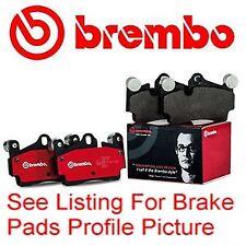 Brembo Front Brake Pads Fits Nissan Navara, Isuzu Fargo, Honda  - P24026 - DB438
