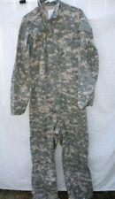 New listing Us Military Acu Camo Type Iii Mechanics Coveralls Sz Medium Gentley Preowned
