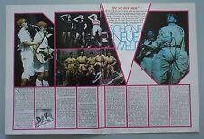 DEVO  -  Clipping/Bericht aus dem Jahr 1978 - Musikzeitschrift