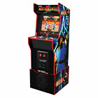 Mortal Kombat 2 Midway Legacy (Light up Marquee and Riser)  [Brand New]