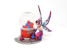 Sugar Sweet Fata con Sfera Les Alpes 016 12007 Statua fantasy Anne Stokes Fairy