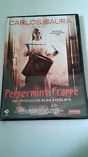"DVD ""PEPPERMINT FRAPPE"" COMO NUEVA CARLOS SAURA GERALDINE CHAPLIN JOSE LUIS LOPE"