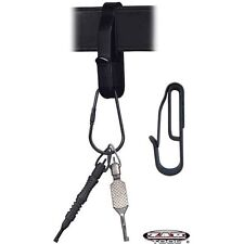 New Zak-Tools Tactical Handcuff Key Ring Holder, Black, (Model# ZT-54)