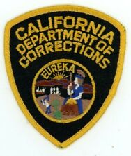 CALIFORNIA DEPARTMENT OF CORRECTIONS CA POLICE SHERIFF
