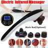 Electric Infrared Massager Handheld Percussion Machine Full Body Pain Relief