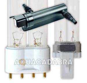 UV BULB FOR OASE UVC LAMP TUBE FILTOCLEAR BITRON C VILTRONIC REPLACEMENT LIGHT