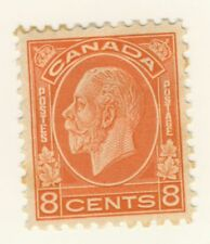Canada Stamp Scott # 200 8-Cents Medallion Issue MH