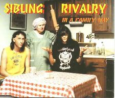 Joey Ramone Sings on SIBLING RIVALRY In a Family Way CD Single SEALED RAMONES