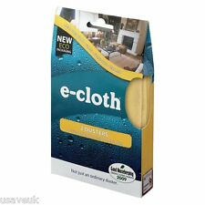e-Cloth Dusting Cloth Duster Pack, Window Cleaning Glass & Polishing Cloth 2Pack