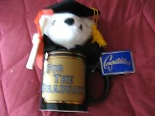 GRADUATION BEAR AND MUG