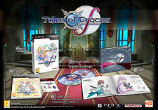 Tales of Graces F Limited Edition PS3 PAL AUS *BRAND NEW!*