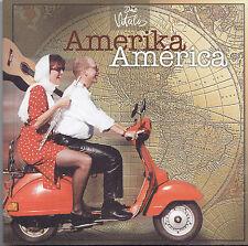DUO VITALIS ( Christiane Lange + Klaus Gresista ) - CD - AMERIKA, AMERICA