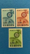 Portuguese Stamps - Europa 1967 Mint Condition (3 Stamps) H.C.V.