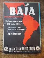 SPARTITO  BAIA  (NA BAIXA DO SAPATEIRO)