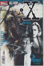 The X Files:26-1997-Topps Comic