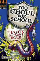 Terror in Cubicle Four (Too Ghoul for School) by B. Strange, Acceptable Used Boo