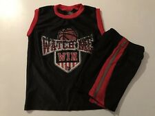 """Victory Hpi """"Watch Me Win� Active Wear Boys Size 5/6"""