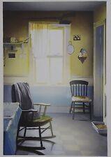 """""""Joe's Kitchen,"""" Serigraph by Nancy MacIntyre"""