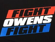 Kevin Owens T Shirt Fight Owens Fight 5xl Wwe Authentic Black Short Sleeve