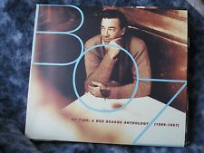 "BOZ SCAGGS ""MY TIME-A BOZ SCAGGS ANTHOLOGY (1969-1997)"" 2 CD BOX SET"