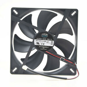 1PC Cooler Master A13525-12CB-3BN-F1 13.5CM 12V 0.36A 13525 Power Cooling Fan