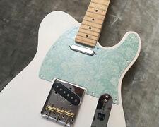 Mint Green Paisley Custom Bakelite Pickguard fits Fender® Telecaster® style