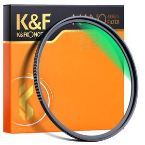 K&F Concept 37-95mm MC UV Protection Filter Multi Coated Ultra-Slim Multi Coated