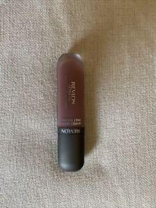 *RRP £8.99 Revlon Ultra HD Matte Lip Mousse. Shade: 830 Death Valley. 5.9ml. New