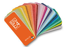 RAL E4 Effect Chart. Brand New. Chart shows the 70 RAL Effect Metallic colours