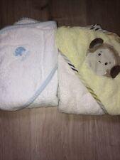 baby badetuch mit kapuze Set Belly Button