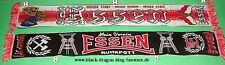 "Essen Schal ""Unsere Stadt,unser Verein""  Ultra Fan Block 100% Acryl NEU + 150x15"