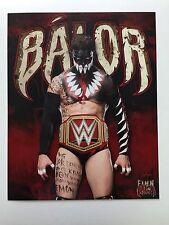Finn Balor 8x10 Photo WWE Universal Champion NXT Takeover Wrestlemania Axxess