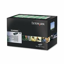 New ! Genuine Lexmark 630 T632 T634 X630 X632 High Yield Toner 12A9685