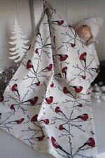 Geschirrtuch Dompfaff Küchentücher Trockentuch Handtücher Weihnachten Schweden
