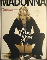 """MADONNA """"THE GIRLIE SHOW"""" - BUCH"""