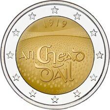 "2 Euro Sondermünze Irland 2019""100. Jahrestag Versammlung Dáil Éireann"""