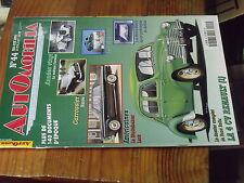 8µ? Revue Automobilia n°44 4 CV Studebaker Lark Farman BAROU