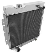 """1960-1965 Ford Falcon Aluminum 2 Row 1""""Tubes American Eagle Radiator AE259"""
