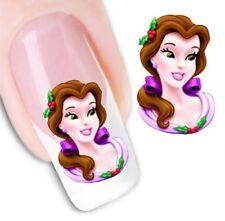 Nail Art Sticker Water Decals Transfer Stickers Disney Princesses (DX1241)