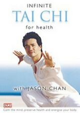 Infinite Tai Chi For Health Vol 2 Jason Chan New DVD R4