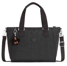 kipling Amiel Medium Handbag True Black