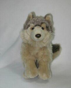Webkinz Signature Timber Wolf Ganz Plush Toy Stuffed Animal No Code