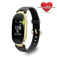 Sports Activity Sleep Tracker Heart Rate Fitness Pedometer Bracelet Smart Watch