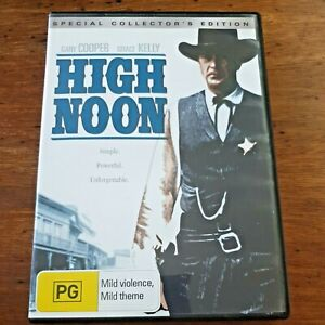 High Noon DVD R4 Like New! – FREE POST
